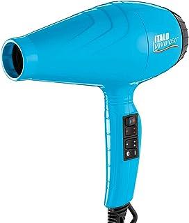 BaBylissPRO Italo Luminoso 2100W Hair Dryer, Blue, 865 g