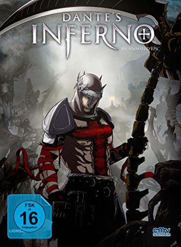 Dante's Inferno - Mediabook - Cover B - Limited Edition (+ DVD) [Blu-ray]