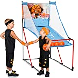 Sportcraft Basketball Arcade Gifts - Kids Basketball Games for Boys, Girls, Child & Grandchild, Age 6 7 8 9 10 Years Old   Birthday Christmas Party
