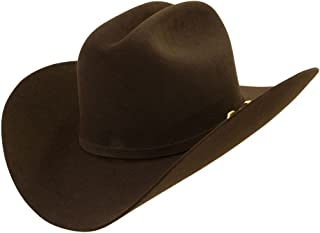 Amazon.com   200   Above - Cowboy Hats   Hats   Caps  Clothing ... dcb369d0f895
