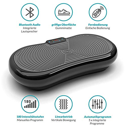 Bluefin Fitness Ultra Slim Vibration Plate   Lose Fat & Tone Up at...