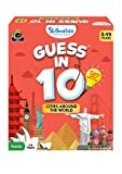 EXCITING GAME OF QUESTIONS - Includes 52 Game Cards and 6 Clue Cards. Get ready to play the most exciting game of questions! Ask up to 10 questions to guess the city on the Game Card! Is it in Asia? Is the capital of a country? Is it touristic? Think...