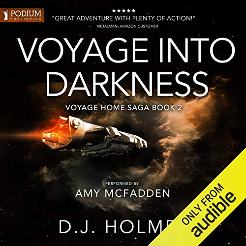 Voyage into Darkness cover art