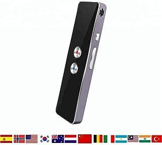 Balscw-F Instantánea portátil de Dos vías de traducción multilingüe en Tiempo Real traductor de la Lengua Dispositivo de t...