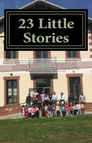23 Little Stories (Sant Jordi's, Band 2)