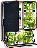 moex Klapphülle kompatibel mit iPhone 12 Pro Max Hülle