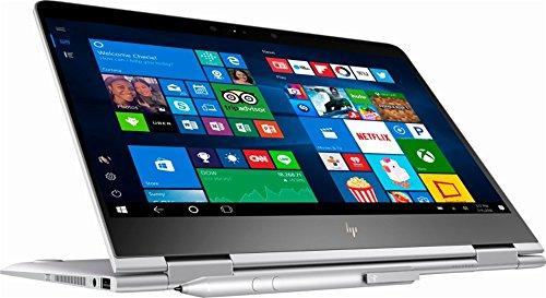 HP Spectre x360 2-in-1 Flagship Premium 13.3' Full HD Laptop | Intel Core i7-7500U | 8GB | 256GB SSD | Micro-Edge | Thunderbolt Port | FHD IR Camera | Bang & Olufsen | Stylus Pen | Windows 10 Home