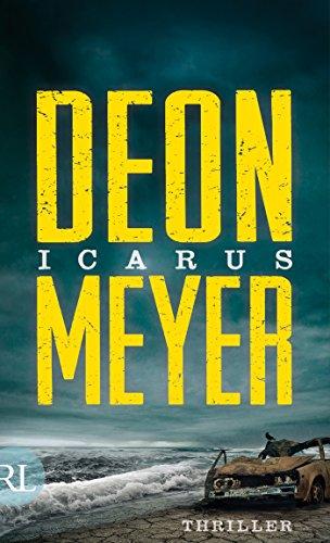 Icarus: Thriller (Benny Griessel Romane 5)
