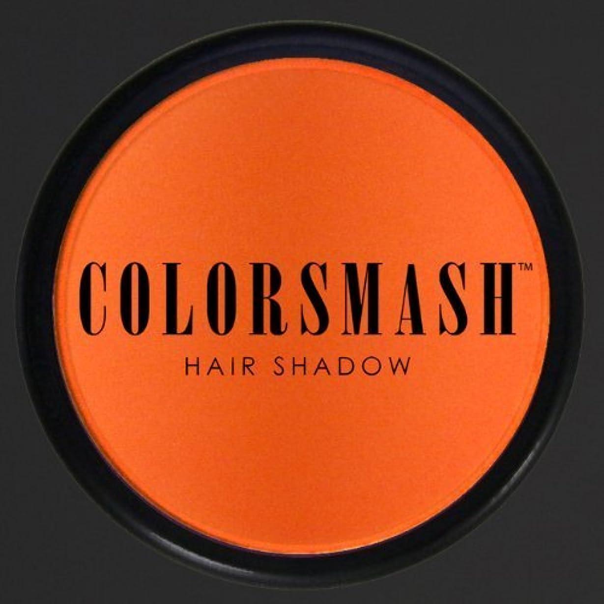 リーダーシップ怖がらせるサラダColorSmash Hair Shadow パンプキンスパイスでColorsmash髪の影一時的な髪のチョーク(ウォームオレンジ)