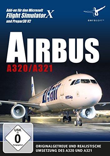 Flight Simulato rX - Airbus A320 / A321 (Add-On)