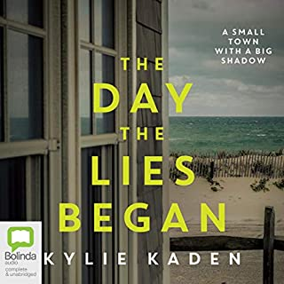 The Day the Lies Began cover art