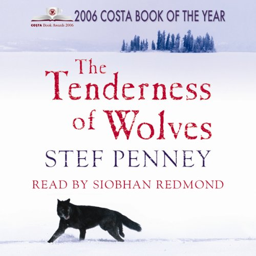 The Tenderness of Wolves audiobook cover art
