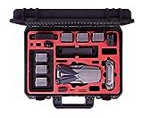 MC-CASES Koffer für DJI Mavic 2 Pro & Zoom - Explorer Edition - mit viel Platz für Zubehör (Smart Controller + Standard Controller) - Made in Germany
