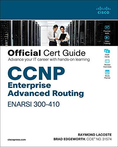 CCNP Enterprise Advanced Routing ENARSI 300-410 Official Cert Guide (English Edition)