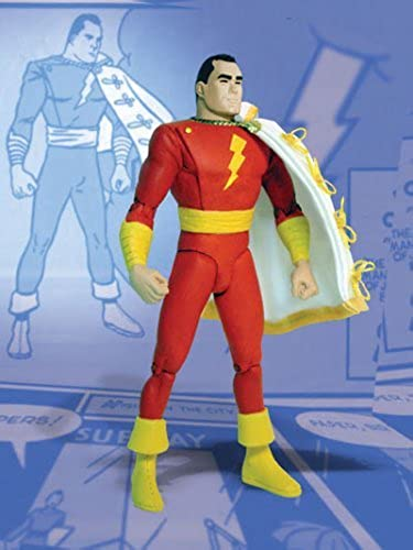 First Appearance Series 1  Shazam  Action Figure by DC Comics