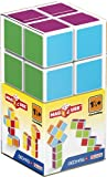 Geomag 127 Magicube Free Building - Magnetic Construction Cubes, 8 -Pieces