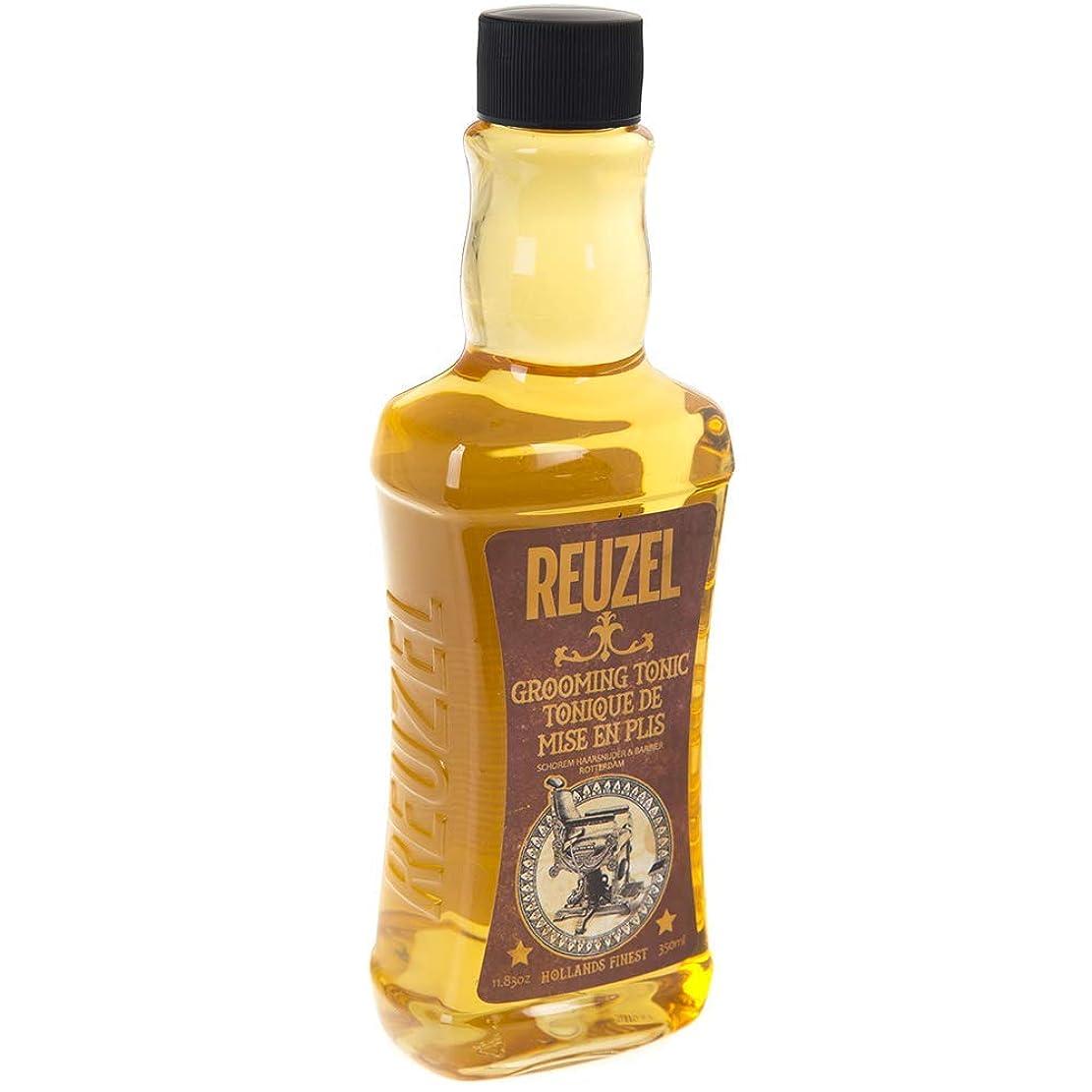顕現ジャングル確かめるルーゾー グルーミング トニック Reuzel Grooming Tonic 350 ml [並行輸入品]