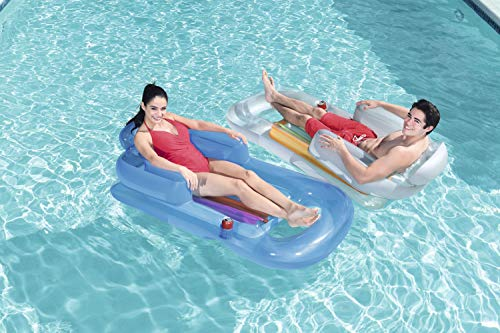 Bestway 43028 - Asiento de piscina, surtido