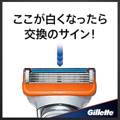 Gillette(ジレット)『フュージョン5+1パワーエアー』