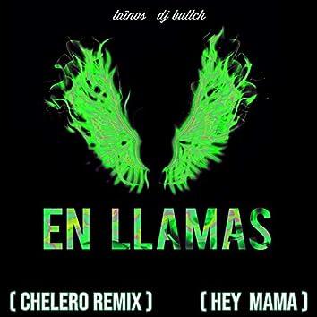 En Llamas (Hey Mama) (Chelero Remix)