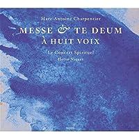 Charpentier: Mass/Te Deum