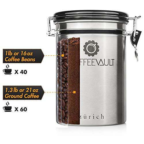 Zurich Coffee Vault