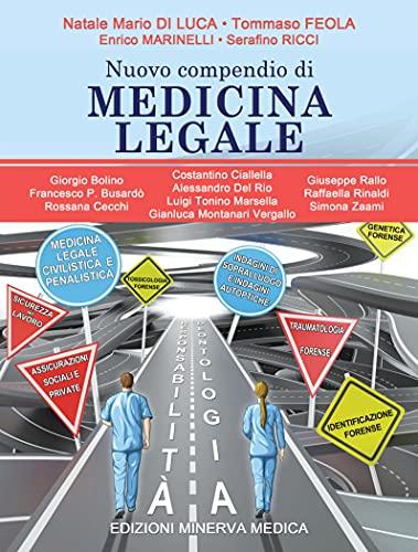 Nuovo Compendio Di Medicina Legale