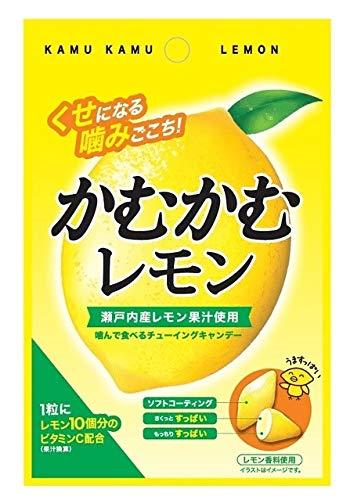 かむかむレモン 30g ×10個
