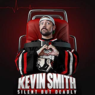 Kevin Smith: Silent, but Deadly audiobook cover art