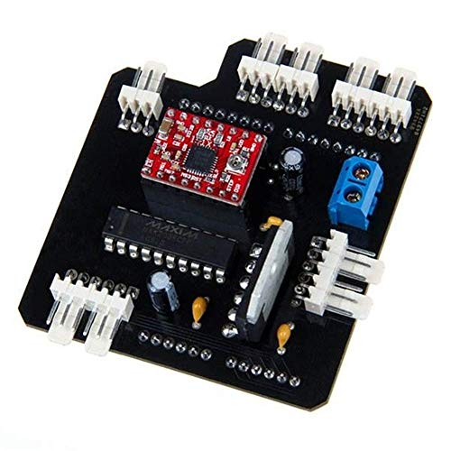 GzxLaY 3D Printer B9 Shield Photocurable DLP Motherboard SLA Module Board for 3D Printer Driver Modules