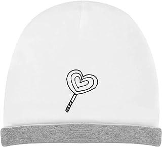 'Heart Lollipop' Kids Slouch Hat (KH00003519)