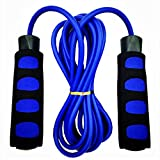 Aoneky Kids Bearing Jump Rope with Comfort Handles, Light Skipping Rope for Women Exercise, Crossfit, Boxing, Workout and Fitness, Best Toy for Boys Girls Children Ages 6 Years Old and up