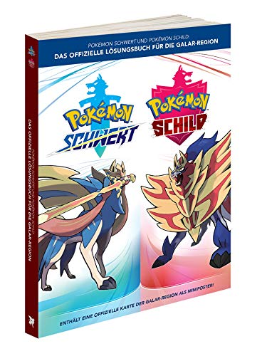 Pokémon Schwert und Pokémon Schild: Das offizielle Lösungsbuch für die Galar-Region [ ]