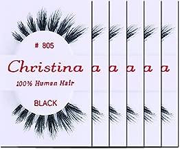 Christina Eyelashes 805 (6 Pack)