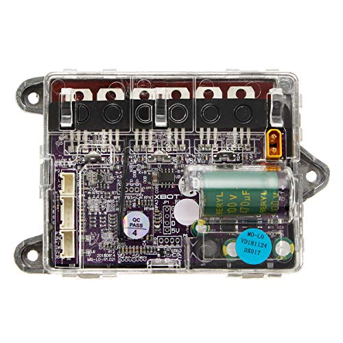 YONGYAO Kit De Placa De Centralita De La Placa Principal del Controlador De Motor Esc para Xiaomi M365-02#