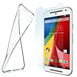 MoEx silicone cover compatible with Motorola Moto G2 | +