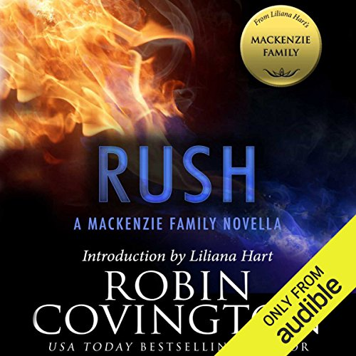Rush audiobook cover art