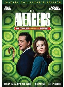 The Avengers  The Complete Emma Peel Megaset