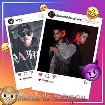Modelo de Instagram (feat. Yeye)
