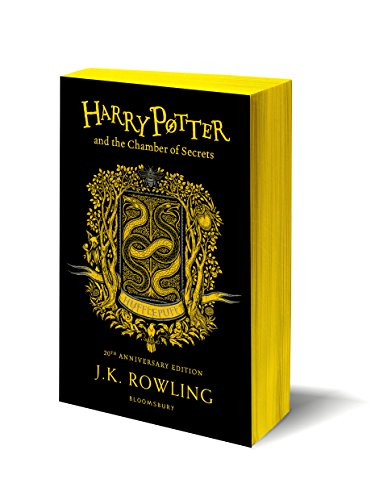 H. P. And The Chamber Of Secrets. Hufflepuff Edition (Harry Potter)