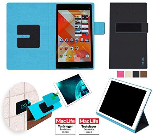 Hülle für Medion Lifetab S8312 Tasche Cover Case Bumper | in Schwarz | Testsieger
