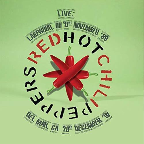Live... Lakewood, OH 21st November 89 / Del Mar, CA 28th December 91