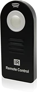 Foto&Tech IR Wireless Shutter Release Remote Control Compatible with PENTAX Q, PENTAX DSLR 645Z, 645D,K-5 II,K-5 II s,K-1,K-3 II,K-3,K-50,K-30,K-S2,K-S1,Q-S1,K-500,X-5,K-m,K-5,K-7 with Velvet Bag