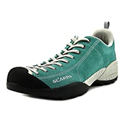 Mountain metro styling is just the right blend of outdoors and street Molded vibram spyder sole is designed for versatility Dual density eva cushioning for any adventure, mountain or urban All-leather construction. 0.071 inch suede upper Rubber toe c...