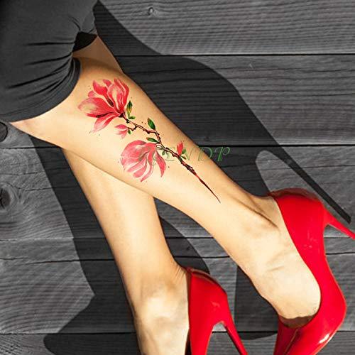 Tatouage Rose Taille
