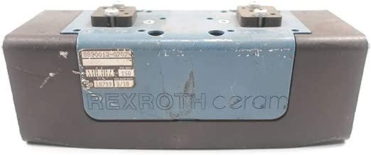 REXROTH GS30012-0707 CERAM Pneumatic Solenoid Valve D659523