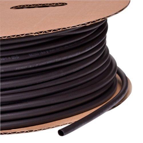 partCore Schrumpfschlauch 5 mm schwarz