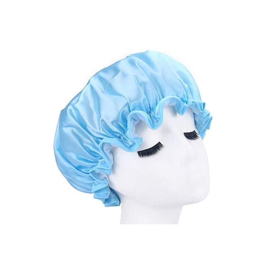 無関心ボウルディレクトリSMXGF シャワーキャップ、女性のすべての髪の長さと厚さに適しレディースシャワーキャップデラックスシャワーキャップ - 防水やカビ耐性、再利用可能なシャワー。 (Color : 6)