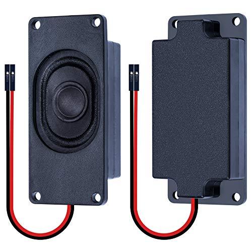 CQRobot-Lautsprecher 4 Ohm 3 Watt für Arduino, 2,54 mm Dupont-Schnittstelle. Es ist ideal für eine Vielzahl Kleiner elektronischer Projekte.