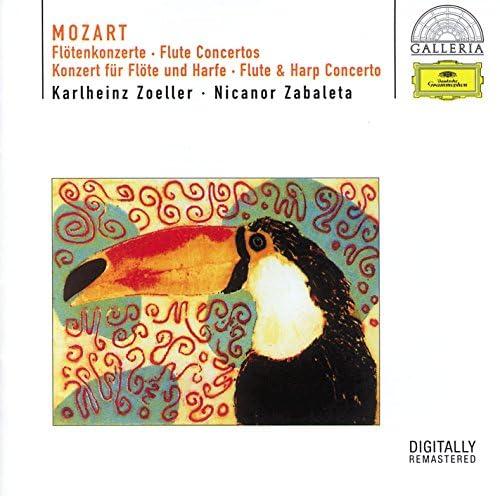 Karlheinz Zoeller, Nicanor Zabaleta, Berliner Philharmoniker, Ernst Märzendorfer, English Chamber Orchestra & Bernhard Klee